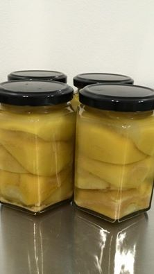 Preserved lemons Red Hot Chilli Pepper